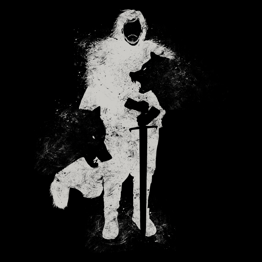 Pop-Up Tee: Nights Watch