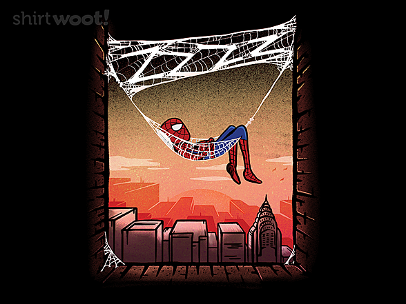 Woot!: The Amazing Spider-Naps
