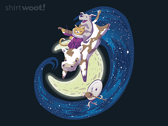 Woot!: Moon Jumping