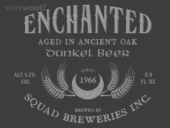 Woot!: Enchanted - Squad Breweries - $7.00 + $5 standard shipping