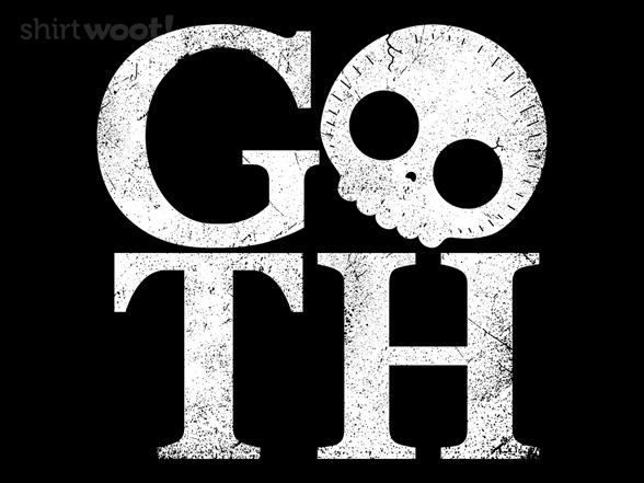 Woot!: Goth Love