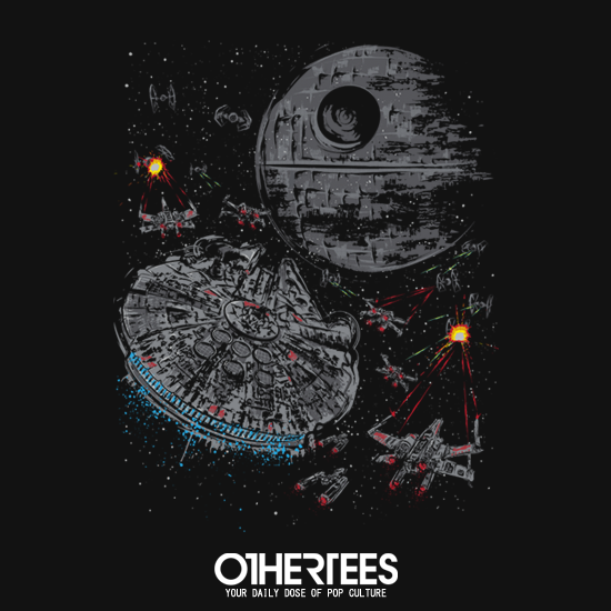 OtherTees: The Last Great Battle