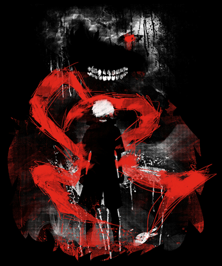 Qwertee: Ghoul