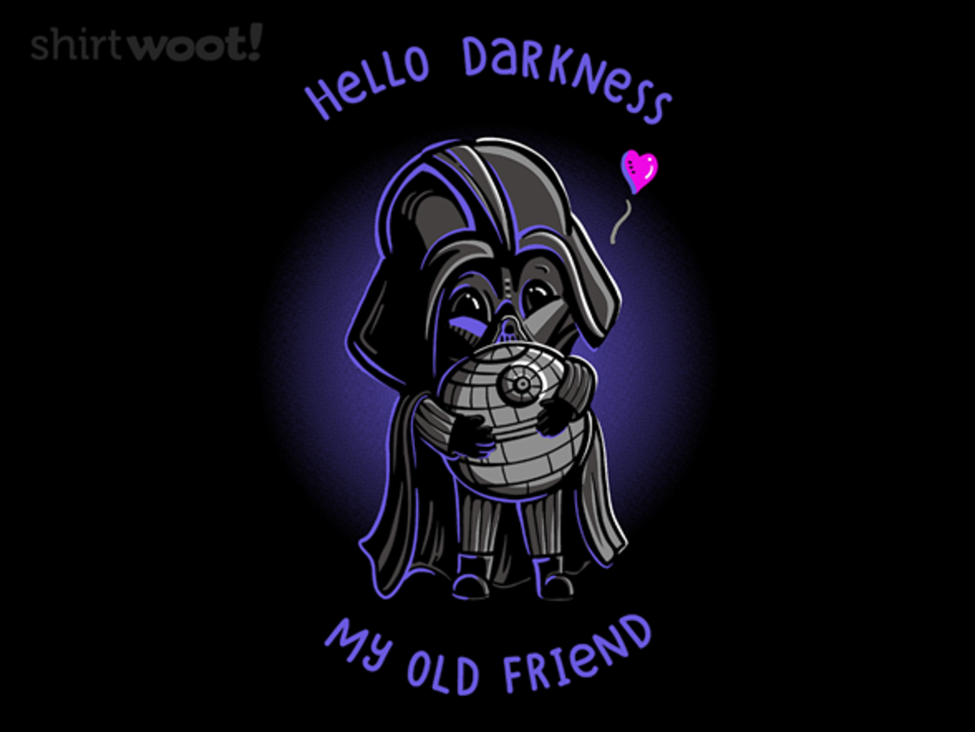 Woot!: Hello Darkness
