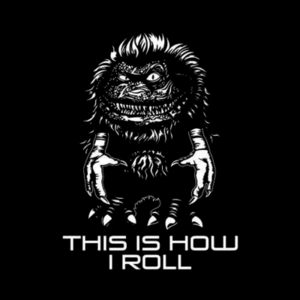 Five Finger Tees: This Is How I Roll T-Shirt