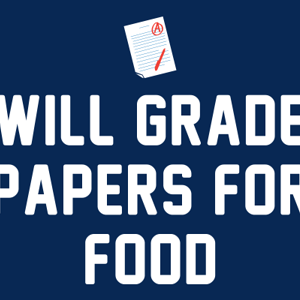 SnorgTees: Will Grade Papers For Food