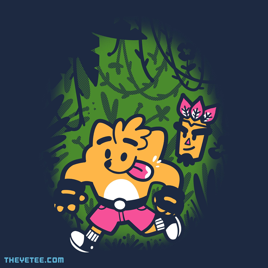 The Yetee: Crazy Jungle