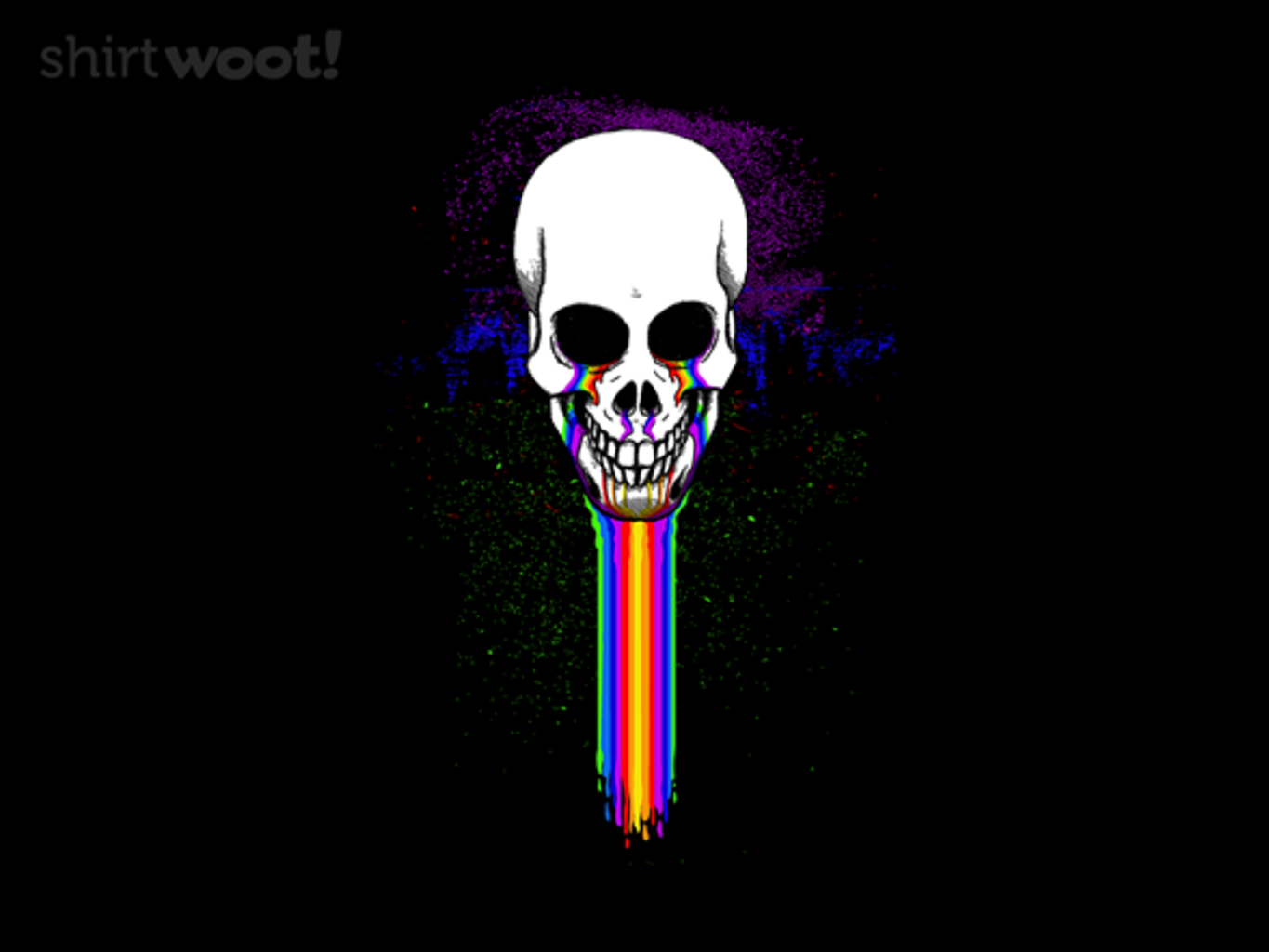 Woot!: Full Color Bleed - $15.00 + Free shipping