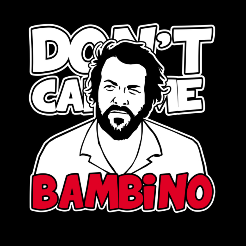 NeatoShop: Don't call me Bambino