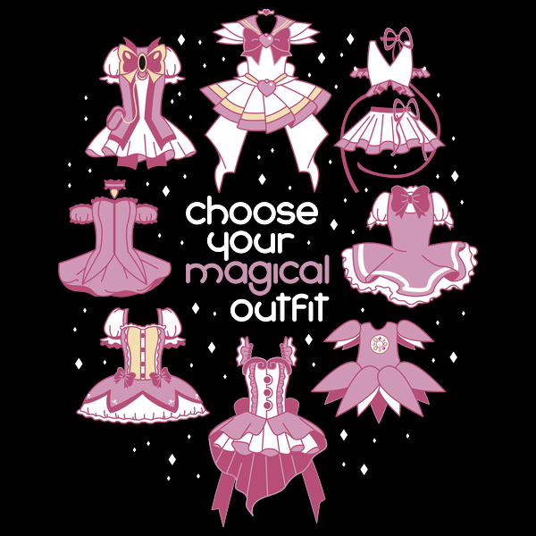 NeatoShop: Choose your magical outfit