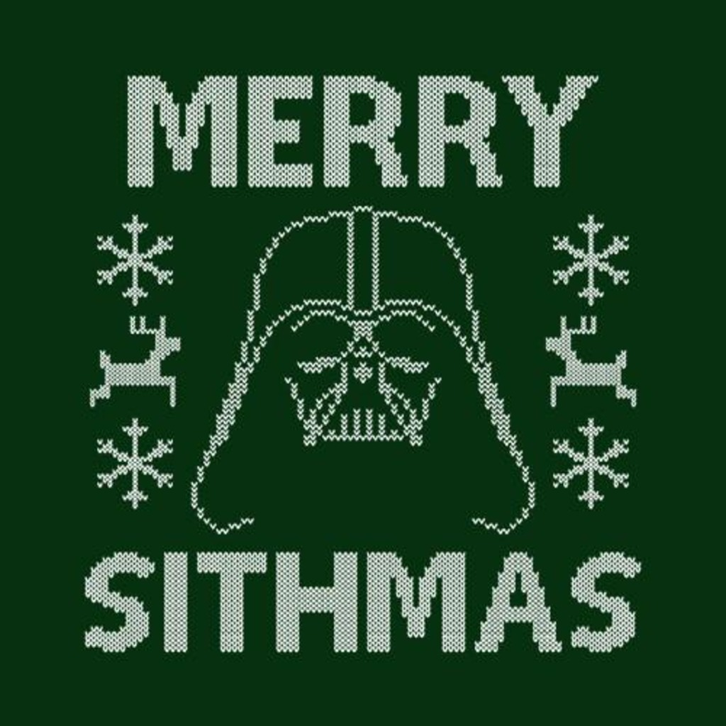 Five Finger Tees: Merry Sithmas T-Shirt