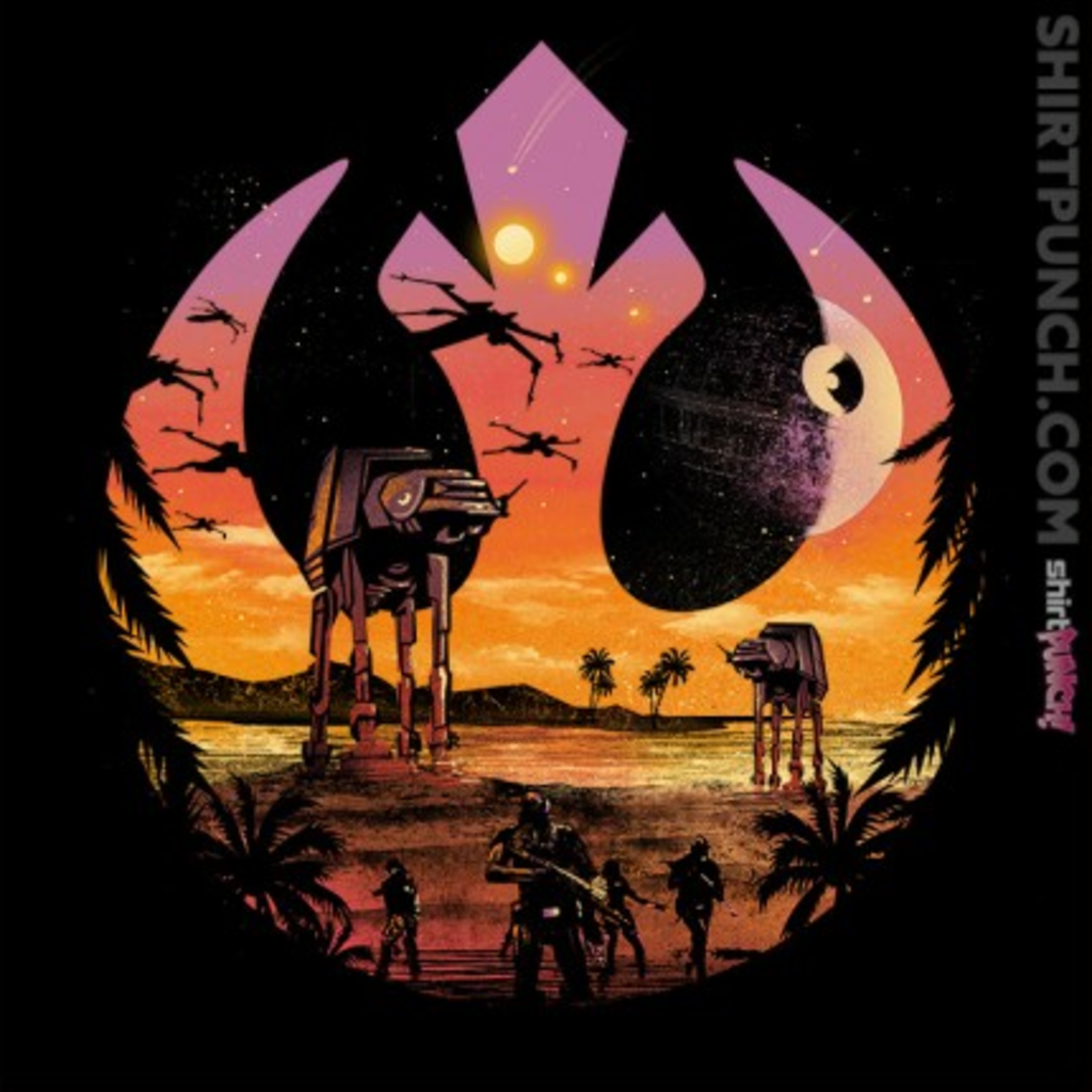 ShirtPunch: Rebellion Sunset