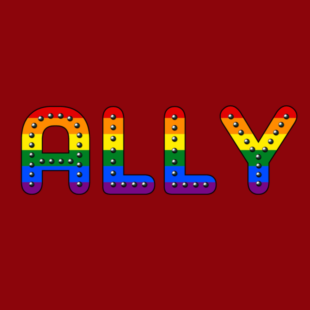 NeatoShop: LGBTQ Ally 1
