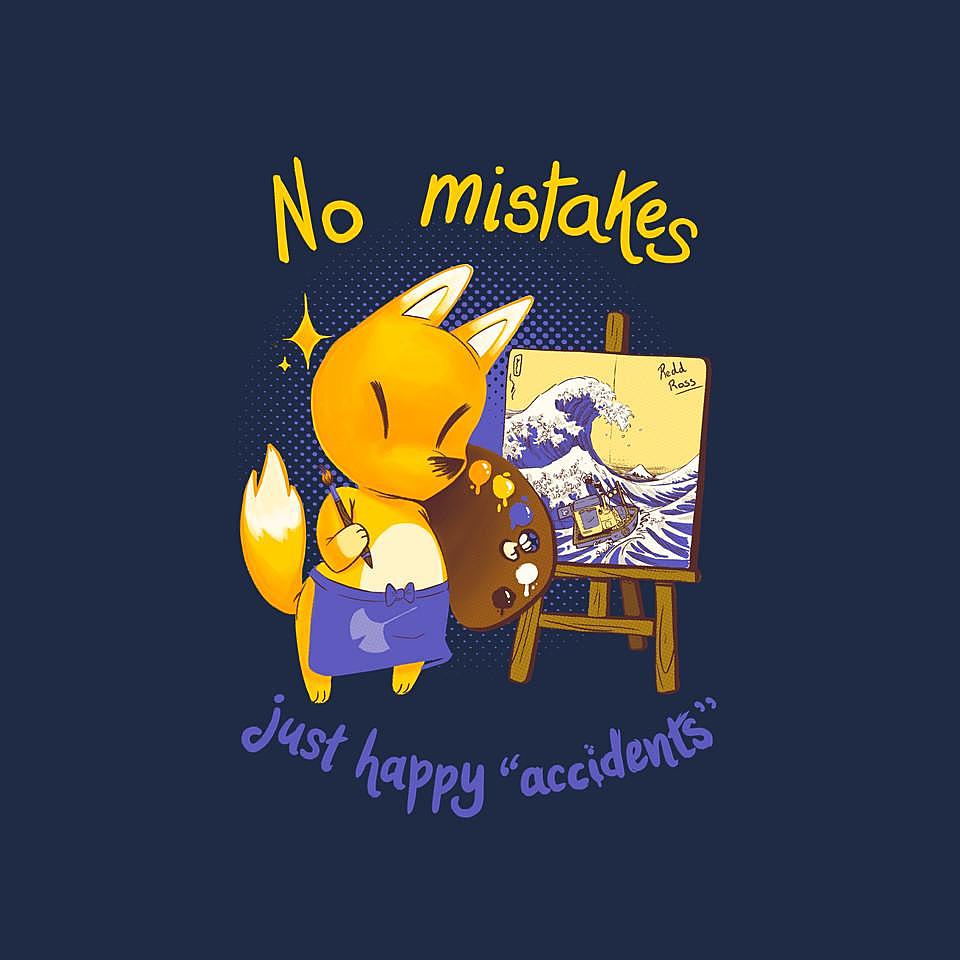 TeeFury: Happy Accidents