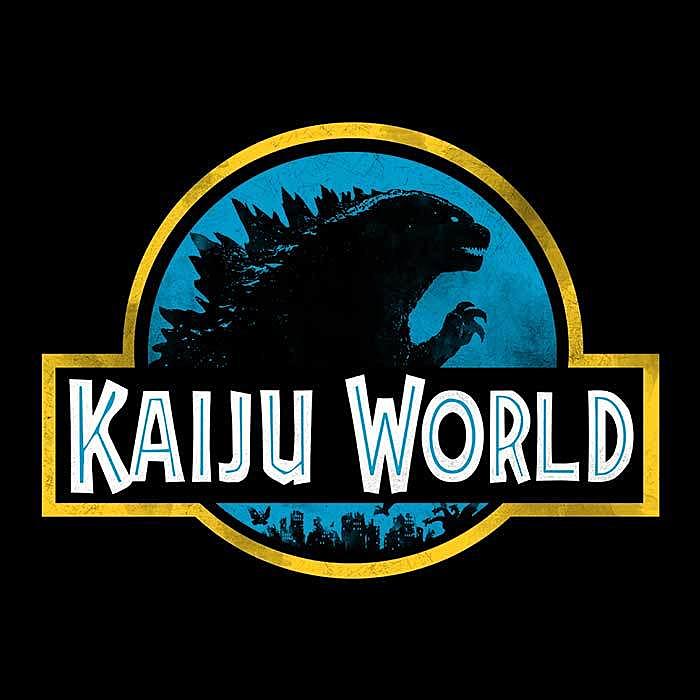 Once Upon a Tee: Kaiju World