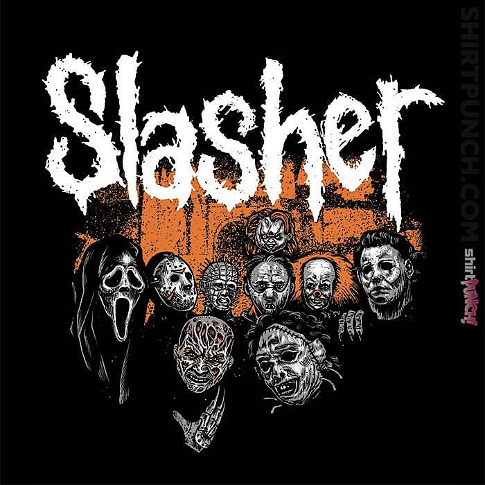 ShirtPunch: Slasher