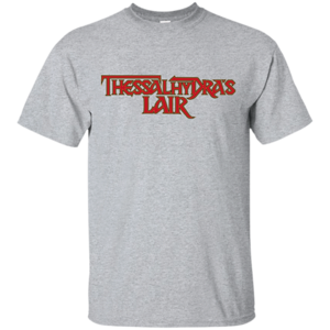 Pop-Up Tee: Thessalhydras Lair