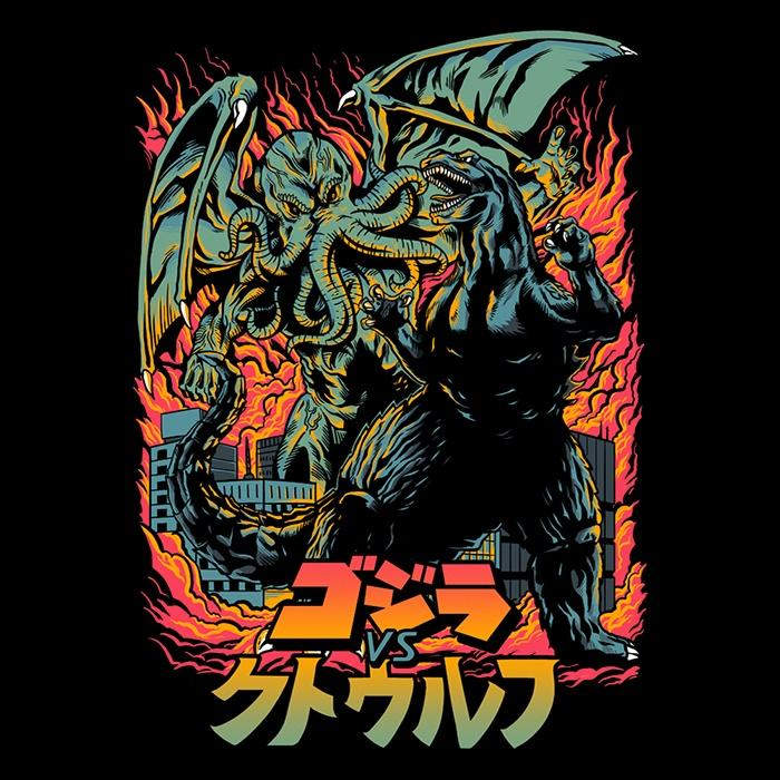 Once Upon a Tee: Clash of Gods