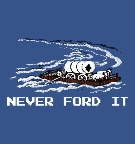 BustedTees: Never Ford It