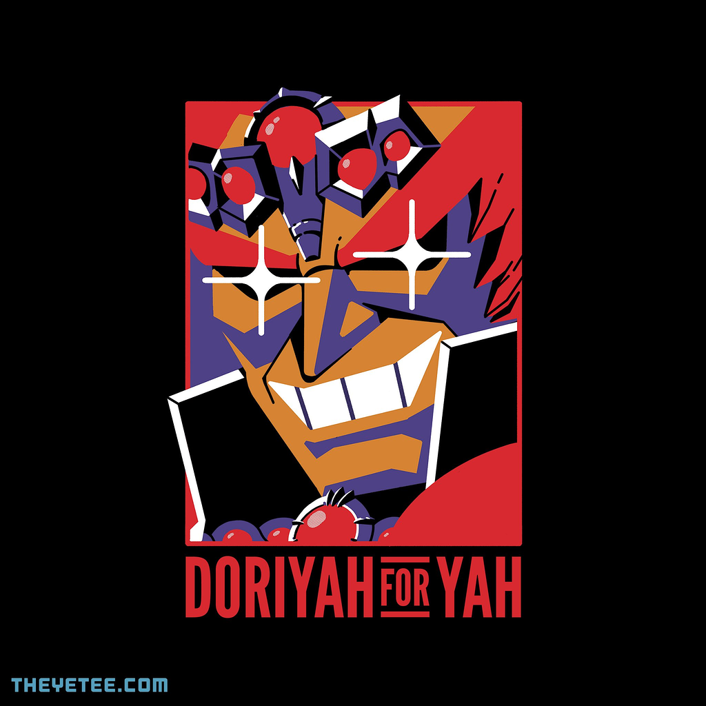 The Yetee: DORIYAH FOR YAH