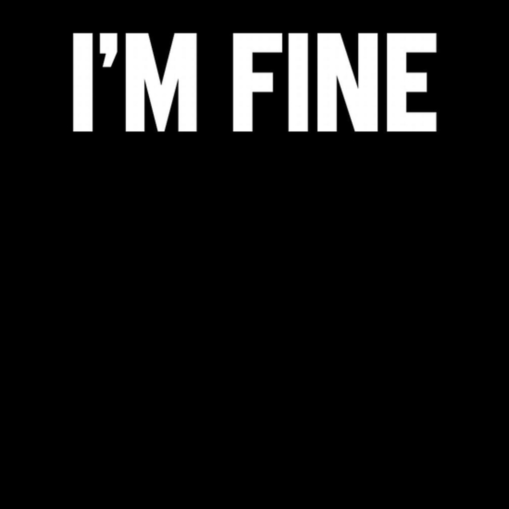 I\'m Fine T Shirts Funny Saying Sarcasm Quotes For from ...