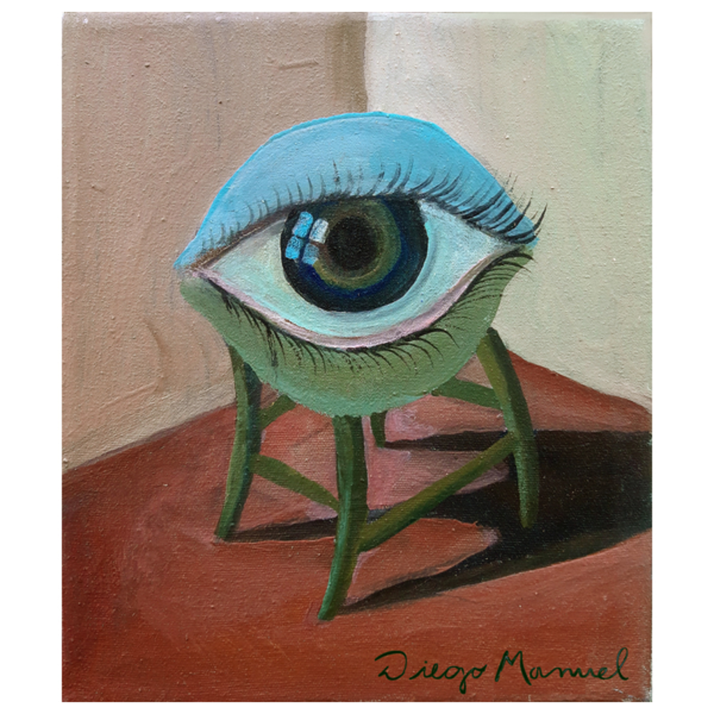 NeatoShop: Eye on bench 3
