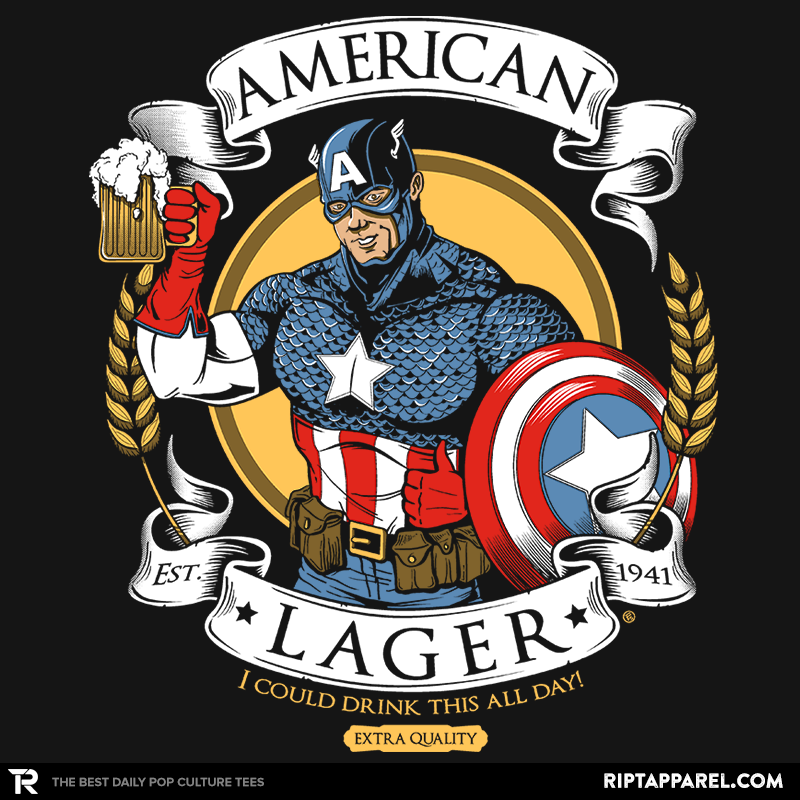 Ript: American Lager