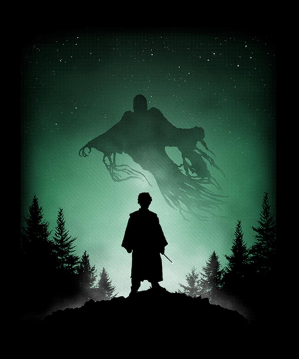 Qwertee: Dark creature