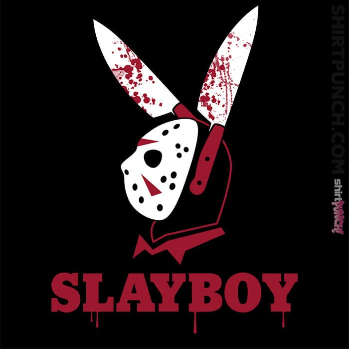 ShirtPunch: Slayboy