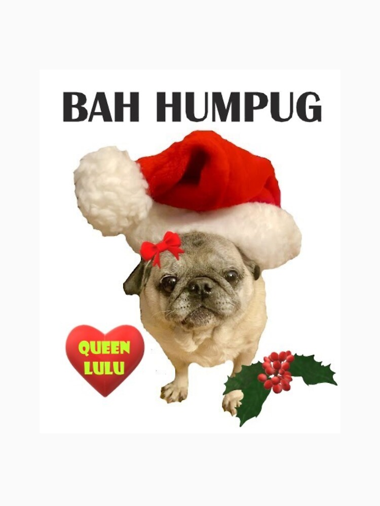 RedBubble: Bah Humpug!