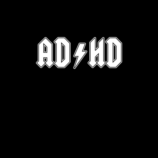 BustedTees: AD/HD