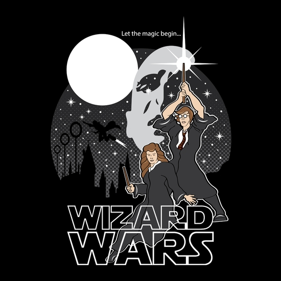 BustedTees: Wizard Wars