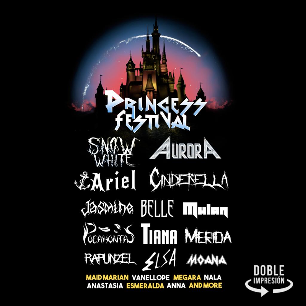 Pampling: Princess Festival