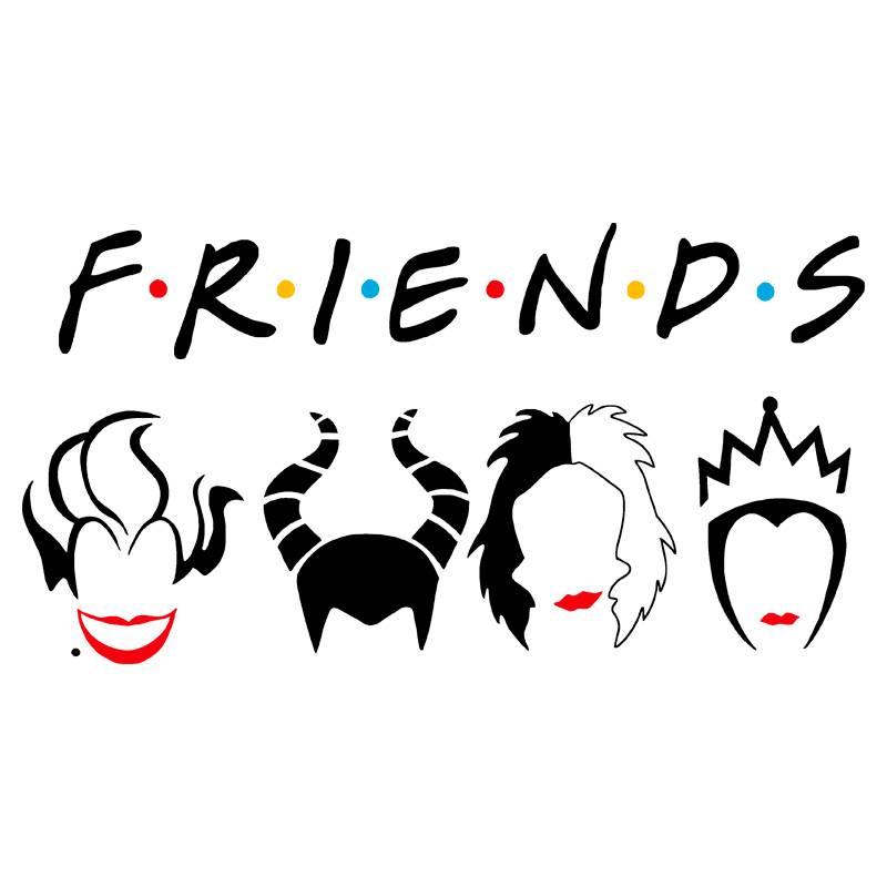 Pampling: Villains Friends