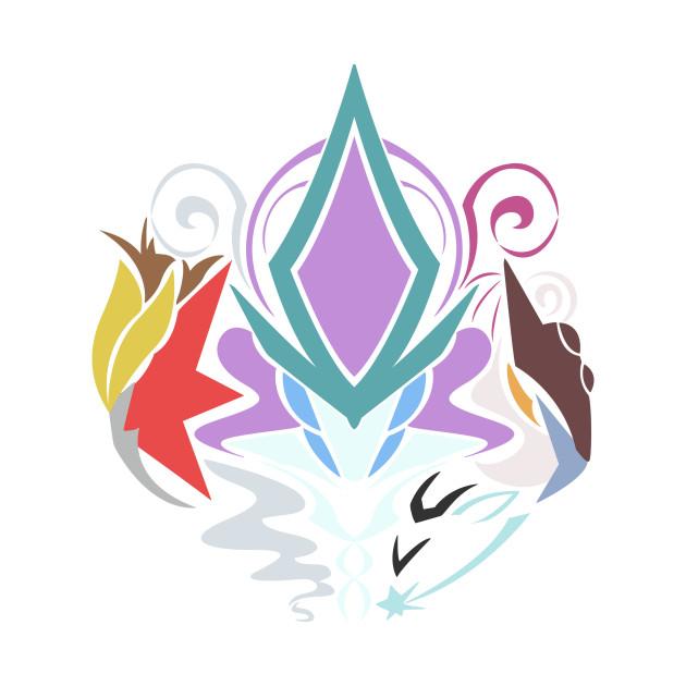 TeePublic: Legendary Beast Trio - Suicune, Raikou and Entei