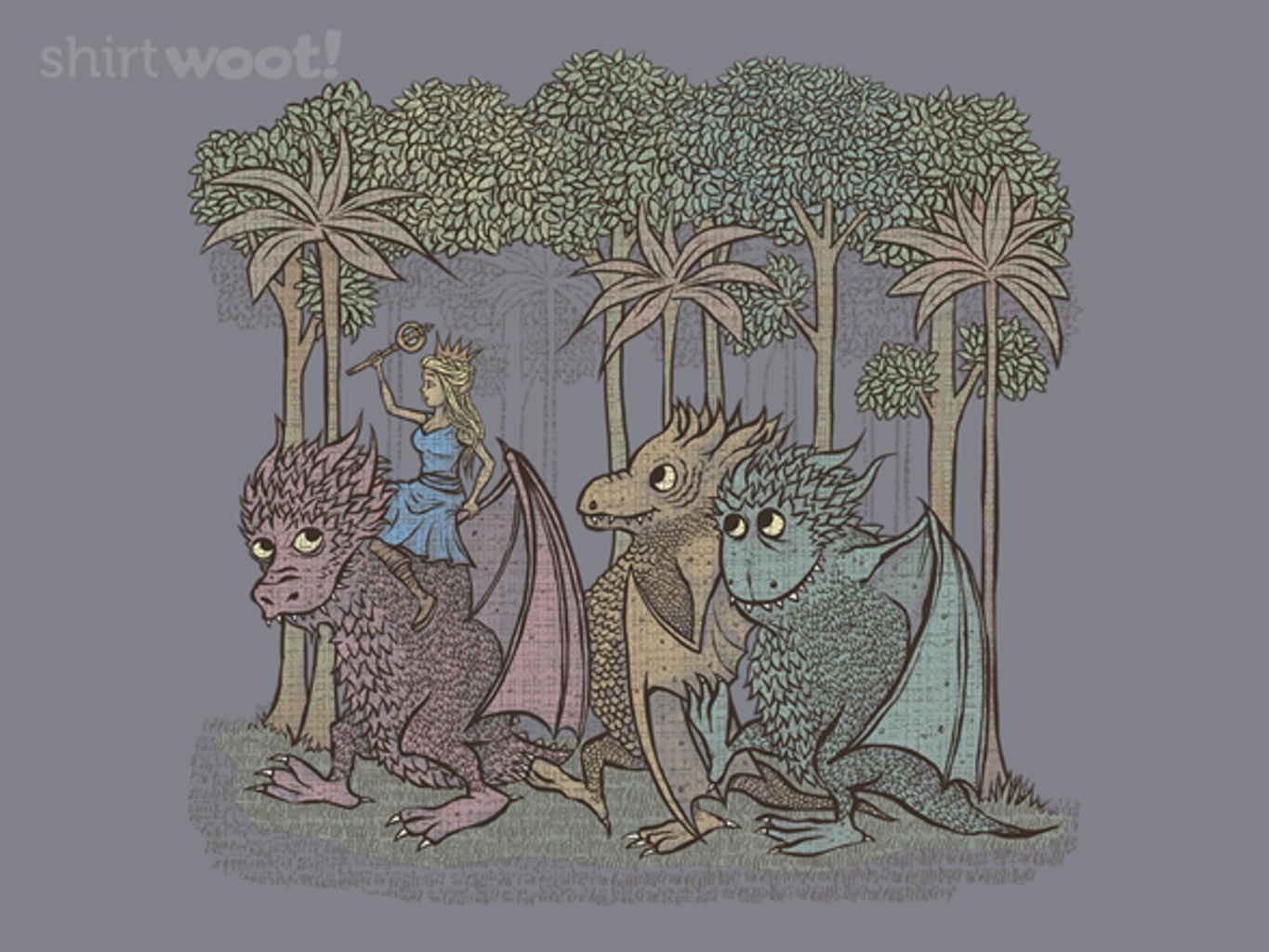 Woot!: Mother of Wild Things
