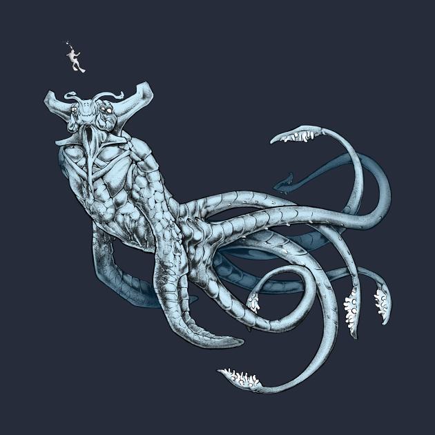 TeePublic: Sea Emperor