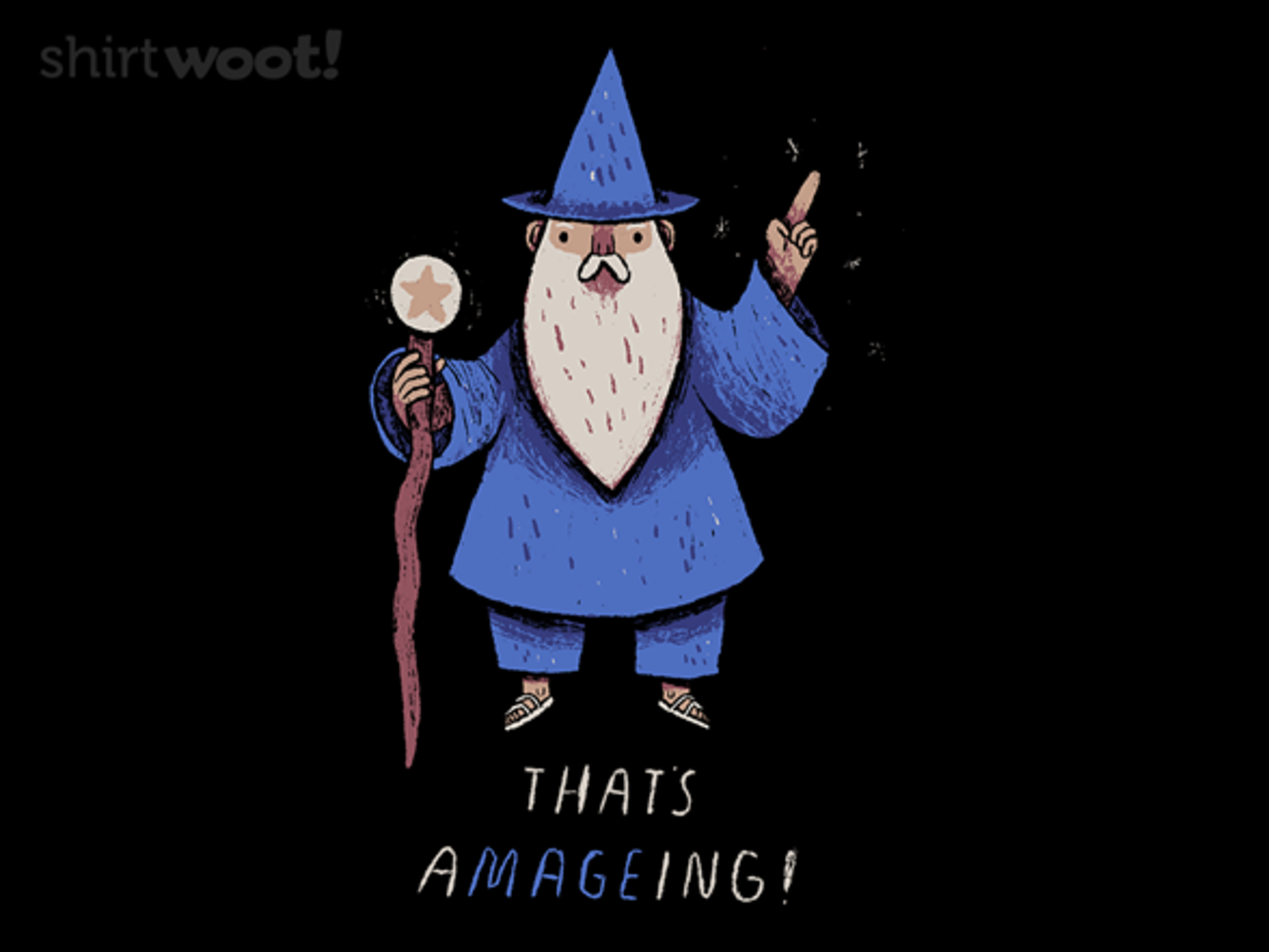 Woot!: That's Amageing