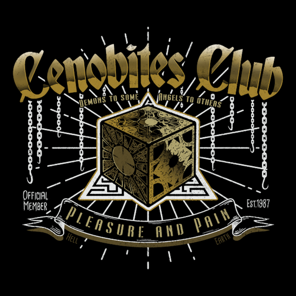 NeatoShop: Cenobites Club