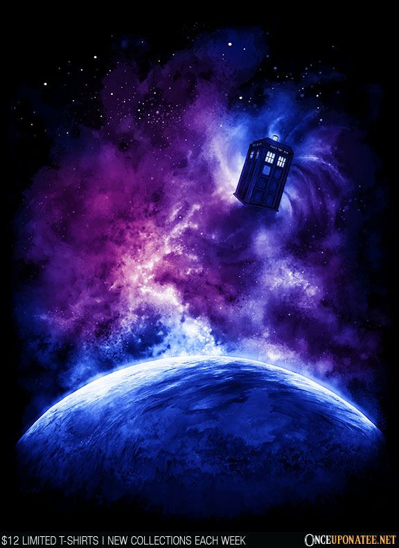 Once Upon a Tee: Who in Space