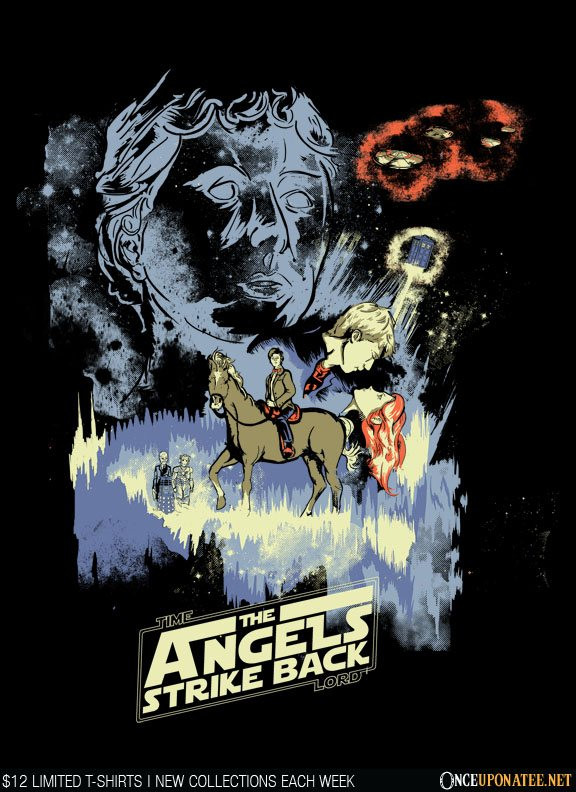 Once Upon a Tee: The Angels Strike Back