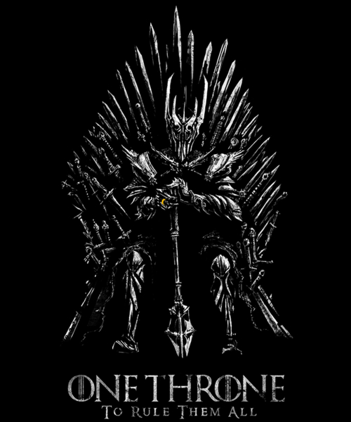 Qwertee: One Throne to Rule Them All