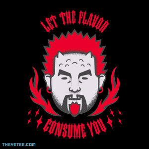 The Yetee: Let the Flavor Consume You