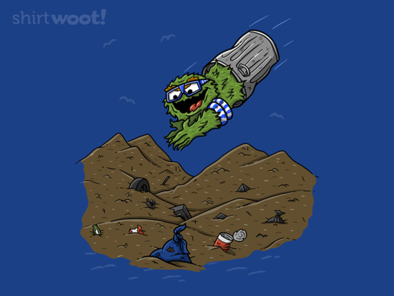 Woot!: Dumpster Diving