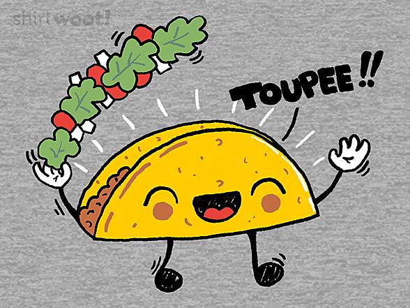Woot!: Taco Toupee