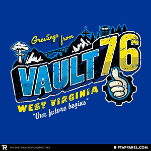 Ript: Greetings from WV Vault