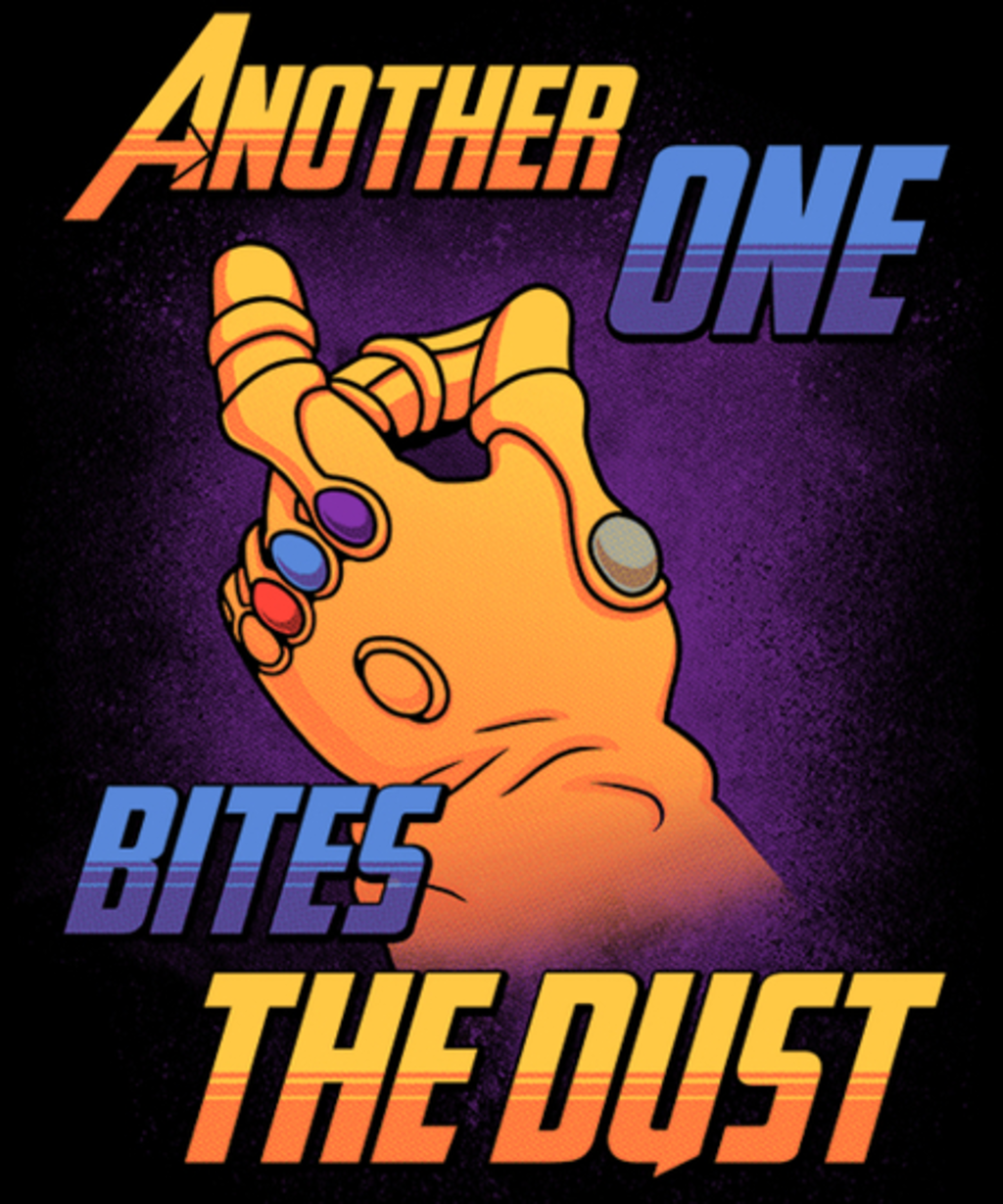 Qwertee: And Another One Gone