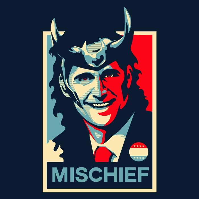 Once Upon a Tee: Mischief