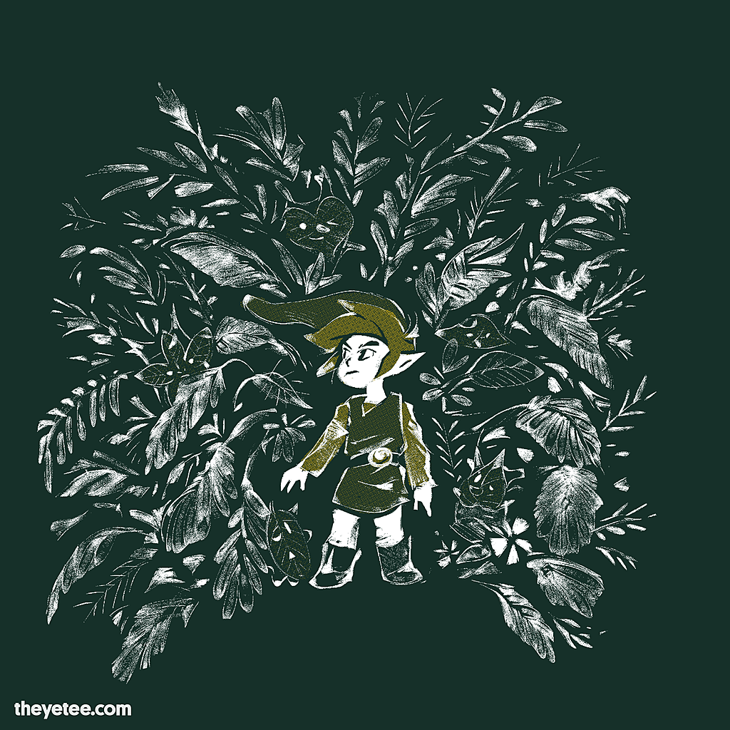 The Yetee: Among the Foliage