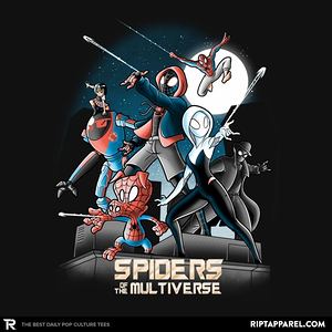 Ript: Spiders of the Multiverse